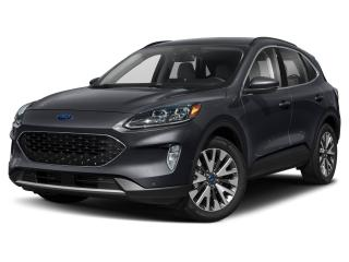 New 2021 Ford Escape TITANIUM HYBRID AWD for sale in Port Hawkesbury, NS