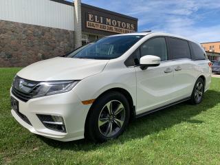 Used 2019 Honda Odyssey EX-L NAVI CARPLAY SIDE  & REAR VIEW CAM LDA for sale in North York, ON
