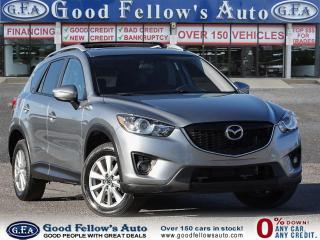 Used 2015 Mazda CX-5 GS MODEL, SKYACTIV, AWD, SUNROOF, BACKUP CAMERA for sale in Toronto, ON