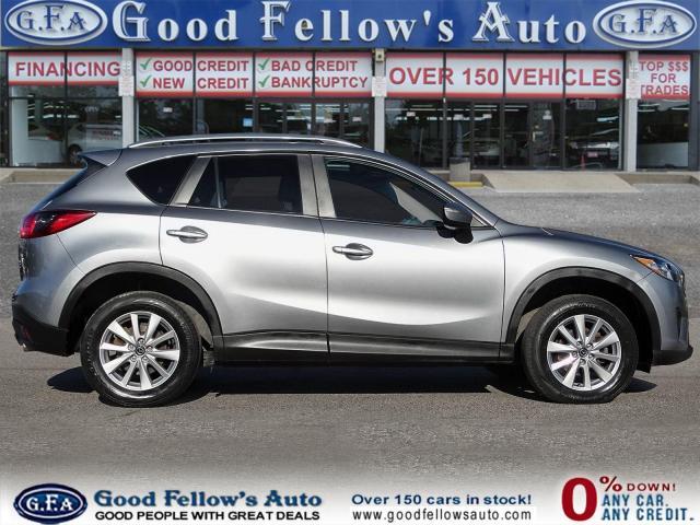 2015 Mazda CX-5 GS MODEL, SKYACTIV, AWD, SUNROOF, BACKUP CAMERA Photo3