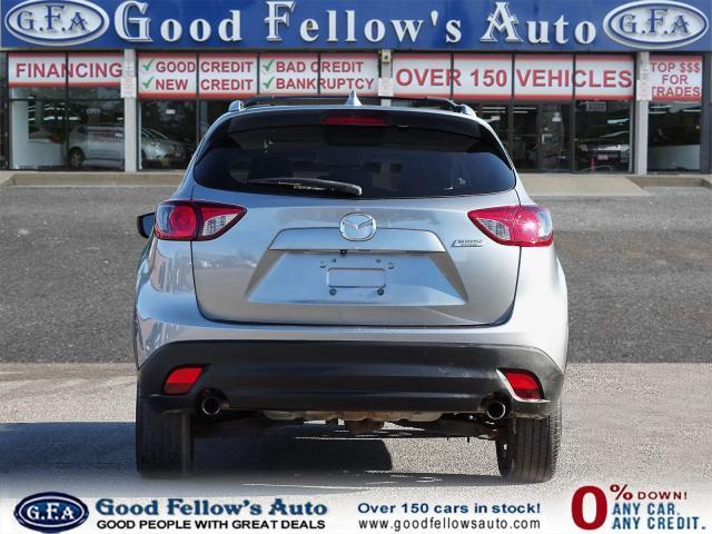 2015 Mazda CX-5 GS MODEL, SKYACTIV, AWD, SUNROOF, BACKUP CAMERA Photo4