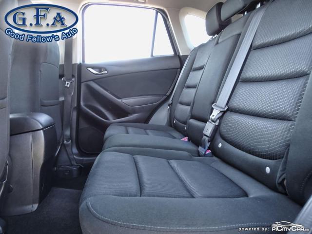 2015 Mazda CX-5 GS MODEL, SKYACTIV, AWD, SUNROOF, BACKUP CAMERA Photo10