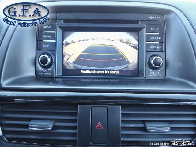 2015 Mazda CX-5 GS MODEL, SKYACTIV, AWD, SUNROOF, BACKUP CAMERA Photo19