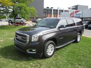 Used 2015 GMC Yukon XL SLT ~ 8 PASSENGER ~ 4WD ~ NO ACCIDENTS ~ CERTIFIED for sale in Toronto, ON