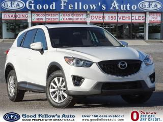 Used 2015 Mazda CX-5 GS MODEL, AWD, SUNROOF, HEATED SEATS, BACKUP CAM for sale in Toronto, ON
