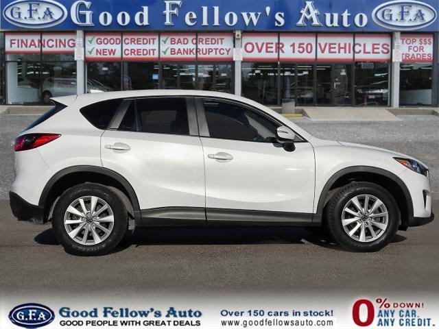 2015 Mazda CX-5 GS MODEL, AWD, SUNROOF, HEATED SEATS, BACKUP CAM Photo3