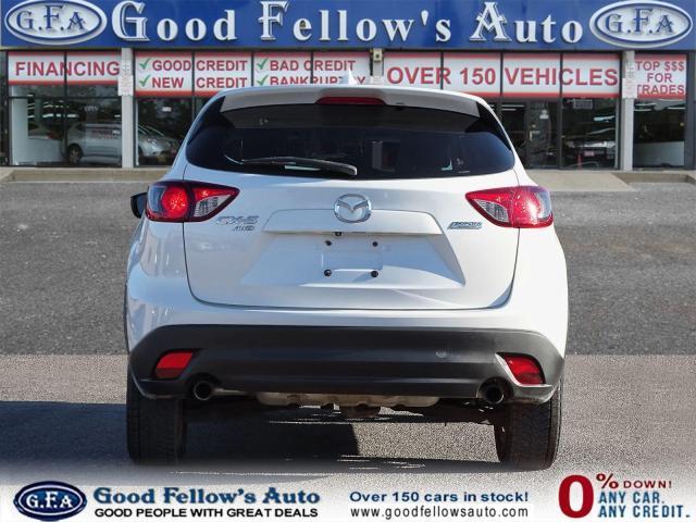 2015 Mazda CX-5 GS MODEL, AWD, SUNROOF, HEATED SEATS, BACKUP CAM Photo4