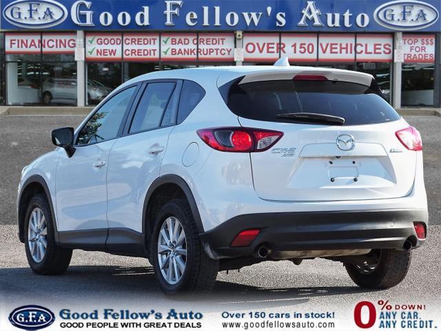 2015 Mazda CX-5 GS MODEL, AWD, SUNROOF, HEATED SEATS, BACKUP CAM Photo5