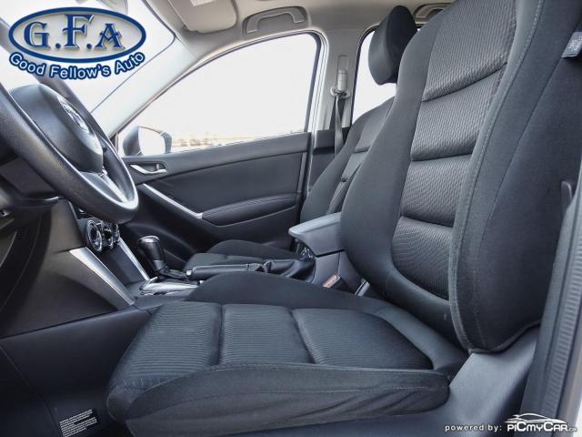 2015 Mazda CX-5 GS MODEL, AWD, SUNROOF, HEATED SEATS, BACKUP CAM Photo8