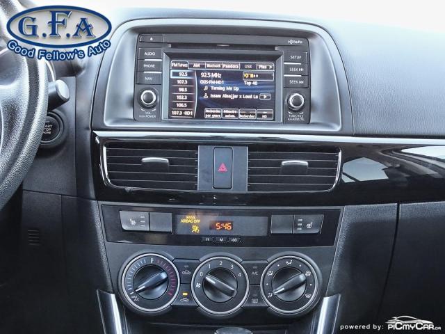 2015 Mazda CX-5 GS MODEL, AWD, SUNROOF, HEATED SEATS, BACKUP CAM Photo14