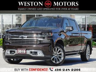 Used 2019 Chevrolet Silverado 1500 HIGHCOUNTRY*CREW*TOP OF THE LINE!!* for sale in Toronto, ON