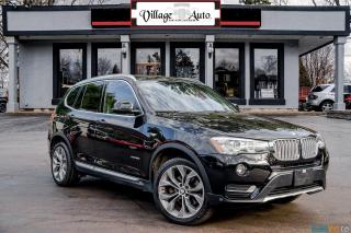 Used 2017 BMW X3 xDrive28i for sale in Ancaster, ON