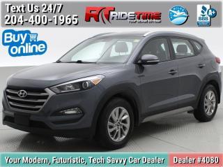 Used 2018 Hyundai Tucson Premium for sale in Winnipeg, MB