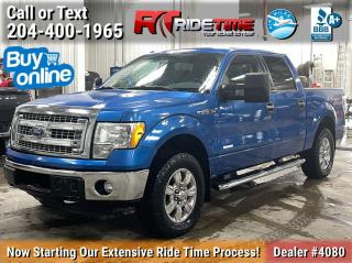 Used 2012 Ford F-150 XLT for sale in Winnipeg, MB