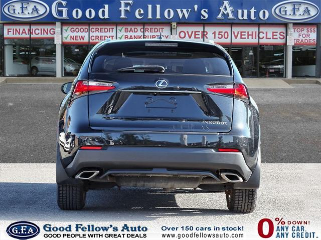 2017 Lexus NX 200t EXECUTIVE PKG, AWD, NAVI, REARVIEW CAMERA, SUNROOF Photo4