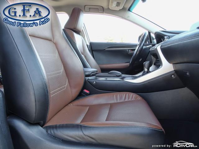 2017 Lexus NX 200t EXECUTIVE PKG, AWD, NAVI, REARVIEW CAMERA, SUNROOF Photo11