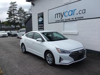 Used 2019 Hyundai Elantra ESSENTIAL BACKUP CAM. HEATED SEATS. POWER GROUP. A/C. for sale in Richmond, ON
