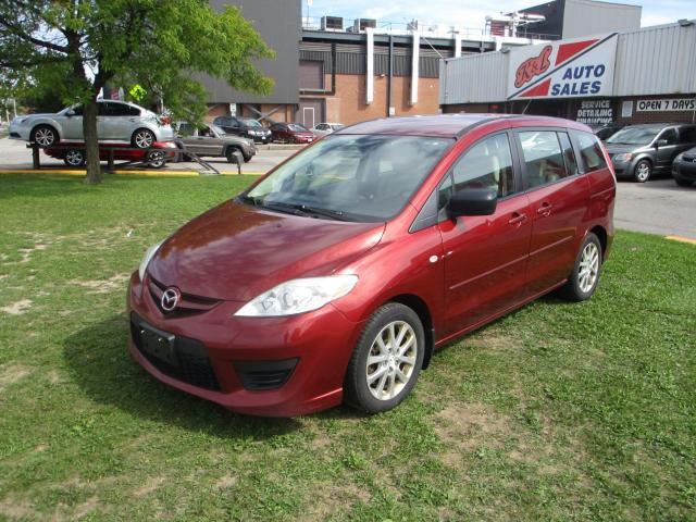 2009 Mazda MAZDA5 GS ~ 6 PASSENGER ~ SAFETY INCLUDED