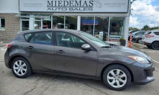 Used 2012 Mazda MAZDA3 GX for sale in Mono, ON