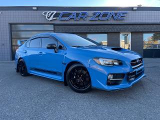 Used 2016 Subaru WRX STI Hakari Edition for sale in Calgary, AB