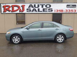 Used 2007 Toyota Camry LE ACCIDENT FREE LOCAL TRADE-IN for sale in Hamilton, ON