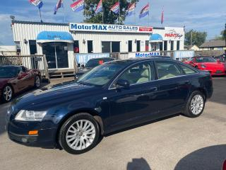 Used 2008 Audi A6 3.2L-Quattro-Accident Free for sale in Stoney Creek, ON