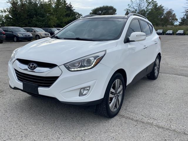 2014 Hyundai Tucson Limited Photo4