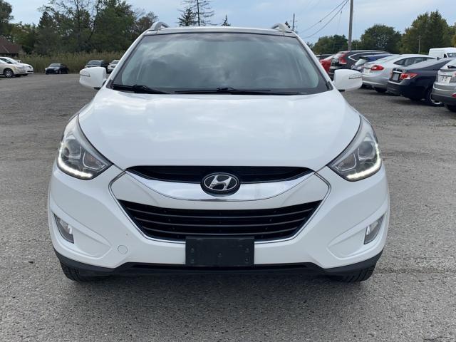 2014 Hyundai Tucson Limited Photo11