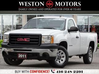 Used 2011 GMC Sierra 1500 LONGBOX*REGCAB*LEATHER*PICTURES COMING!!* for sale in Toronto, ON