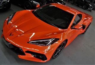 Used 2021 Chevrolet Corvette 1LT for sale in North York, ON