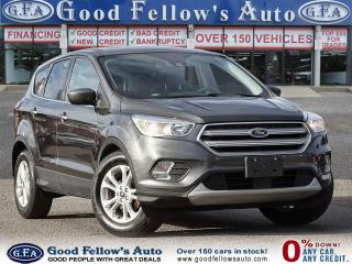 Used 2019 Ford Escape SE MODEL, BACKUP CAM,HEATED SEATS, LDW, BLIND SPOT for sale in Toronto, ON