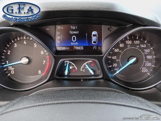 2019 Ford Escape SE MODEL, BACKUP CAM,HEATED SEATS, LDW, BLIND SPOT Photo16