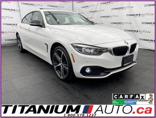 Used 2018 BMW 4 Series 2.99% Financing - Coral Red Leather+19
