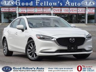 Used 2018 Mazda MAZDA6 GT MODEL, SKYACTIV, SUNROOF, LEATHER SEATS, LDW for sale in Toronto, ON