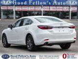 2018 Mazda MAZDA6 GT MODEL, SKYACTIV, SUNROOF, LEATHER SEATS, LDW Photo25