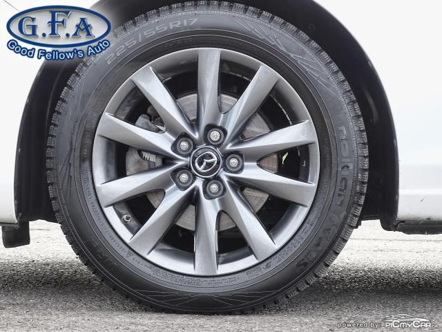 2018 Mazda MAZDA6 GT MODEL, SKYACTIV, SUNROOF, LEATHER SEATS, LDW Photo6