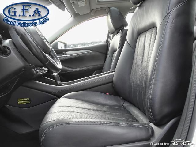2018 Mazda MAZDA6 GT MODEL, SKYACTIV, SUNROOF, LEATHER SEATS, LDW Photo8