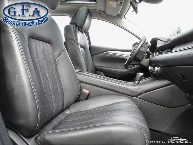2018 Mazda MAZDA6 GT MODEL, SKYACTIV, SUNROOF, LEATHER SEATS, LDW Photo11