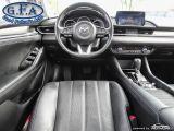 2018 Mazda MAZDA6 GT MODEL, SKYACTIV, SUNROOF, LEATHER SEATS, LDW Photo33