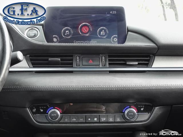 2018 Mazda MAZDA6 GT MODEL, SKYACTIV, SUNROOF, LEATHER SEATS, LDW Photo14
