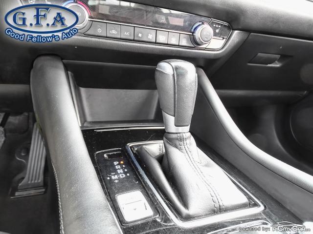 2018 Mazda MAZDA6 GT MODEL, SKYACTIV, SUNROOF, LEATHER SEATS, LDW Photo15