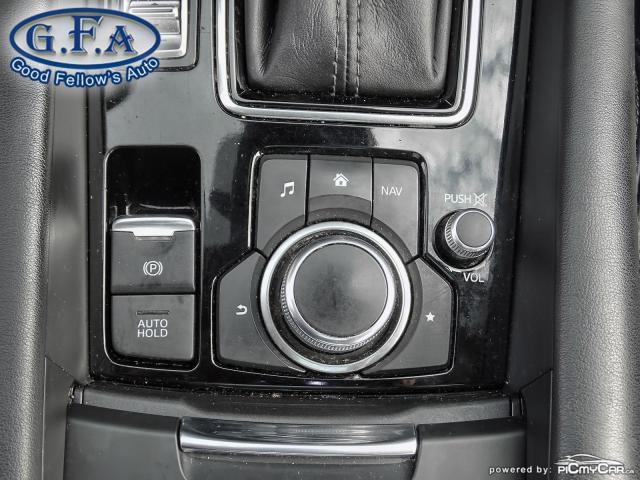 2018 Mazda MAZDA6 GT MODEL, SKYACTIV, SUNROOF, LEATHER SEATS, LDW Photo16