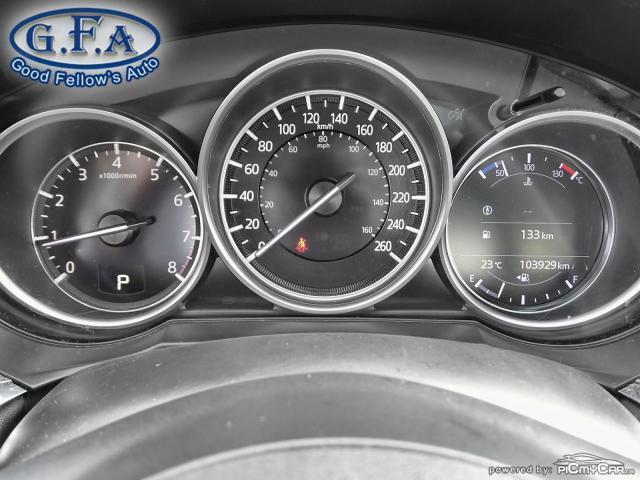 2018 Mazda MAZDA6 GT MODEL, SKYACTIV, SUNROOF, LEATHER SEATS, LDW Photo17