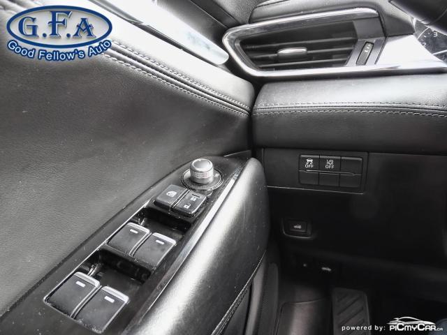 2018 Mazda MAZDA6 GT MODEL, SKYACTIV, SUNROOF, LEATHER SEATS, LDW Photo18