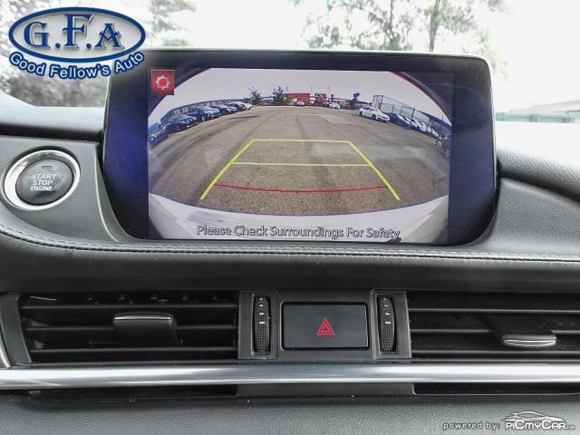 2018 Mazda MAZDA6 GT MODEL, SKYACTIV, SUNROOF, LEATHER SEATS, LDW Photo19