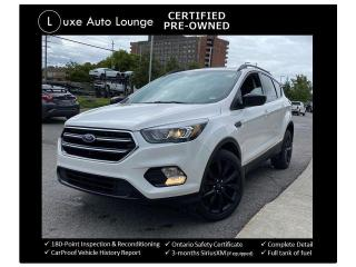 Used 2017 Ford Escape SE AWD, NAVIGATION, HEATED SEATS, BACK-UP CAMERA! for sale in Orleans, ON