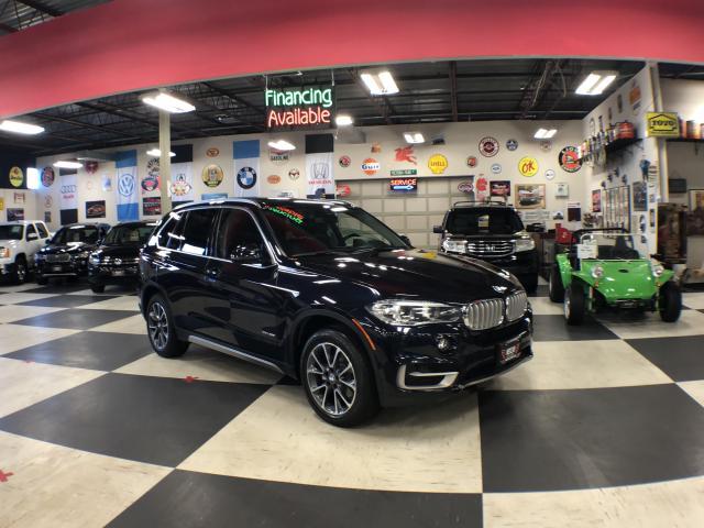 2017 BMW X5 xDrive35i PANO/ROOF NAVI LEATHER 360 CAMERA H/SEAT