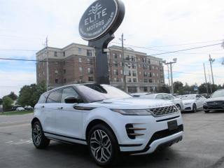 Used 2020 Land Rover Evoque P250 First Edition for sale in Burlington, ON