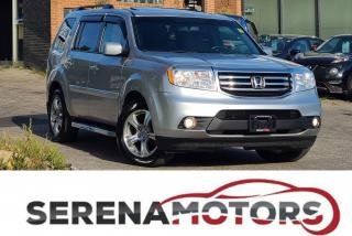 Used 2013 Honda Pilot EX-L | 8 PASS. | BLUETOTH | BACK UP CAM | NO ACCID for sale in Mississauga, ON