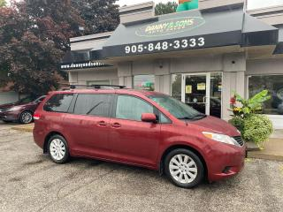 Used 2014 Toyota Sienna LE AWD for sale in Mississauga, ON